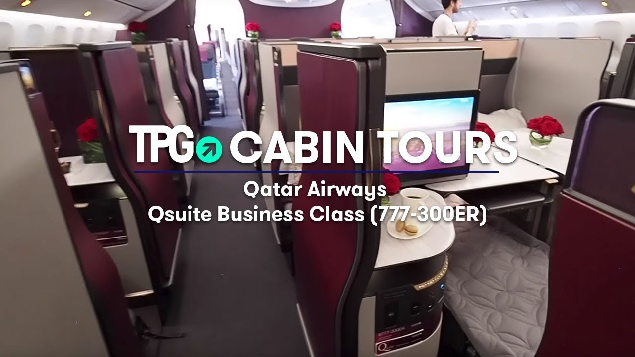 Review: Qatar Airways (777-300ER) Qsuite Business Class
