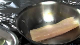 Easy To Make Seared Mahi Mahi Recipe With Goat Cheese And Sun Dried Tomatoes