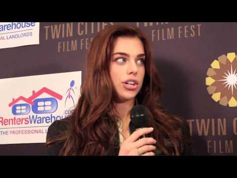 Raina Hein Red Carpet : 2013 Twin Cities Film Fest