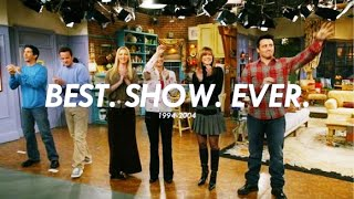 FRIENDS TV SHOW - Behind The Scenes Full