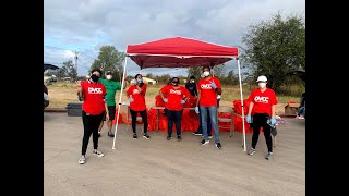 DVCC PPE Drive 11/14/2020