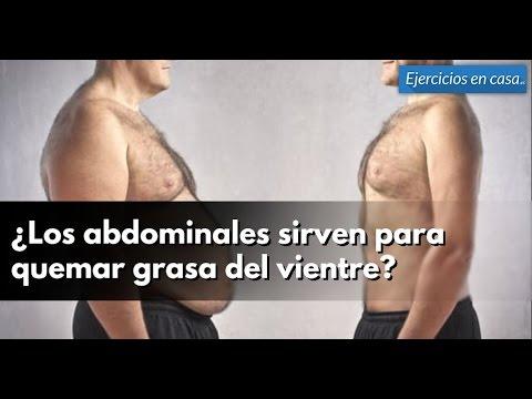 Para que sirven los ejercicios abdomen