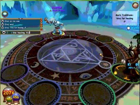 Wizard101 How to get Noble Humongofrog