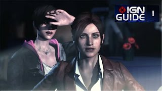 Resident Evil Revelations 2 Episode 1 - Penal Colony (Part 1)