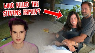SOLVED: Family Killed and Eaten by a Stranger