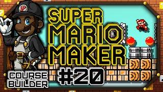 Course Builder: Manufacturing Plant | Super Mario Maker #20 (Let