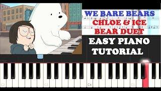 We Bare Bears - Chloe & Ice Bear Duet