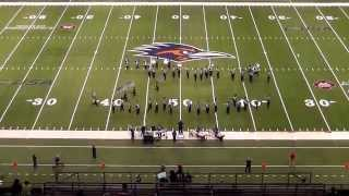 Gambar cover Clarksville High School Band 2015 - UIL 2A Texas State Marching Contest