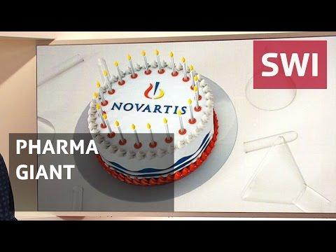 Novartis: The making of a pharma giant