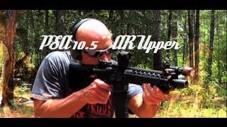 Palmetto State Armory 10.5'' AR Upper HD Review
