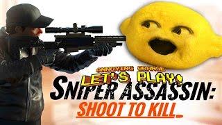 Grandpa Lemon Plays - SNIPER 3D