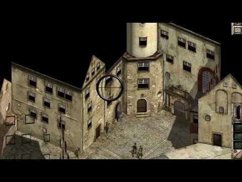 Commandos 2 - Castle Colditz - Speedrun (Very Hard, All Bonus Books, Objectives)