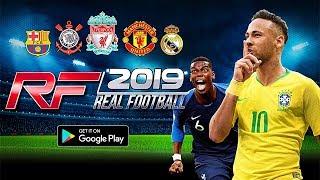 INCRÍVEL E OFFLINE!! REAL FOOTBALL 2019 WORLD CUP RUSSIA EDITION COM MODO CARREIRA LITE 500MB