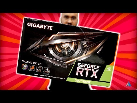 [HINDI] Gigabyte GeForce RTX 2070 Super REVIEW & UNBOXING Gaming OC 8G