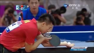 Baixar Joo Sae Hyuk - South Korean table tennis player - defensive style