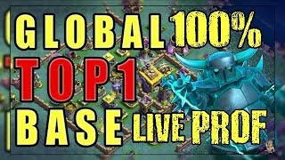 BEST Builder Hall 8 Base / LIVE ATTACK PROOF!! +5000 CUPS! | BH8 Base Design bas | Clash of Clans