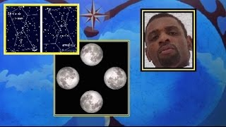 Why Are The Stars & Moon Different for the Southern & Northern Hemispheres?