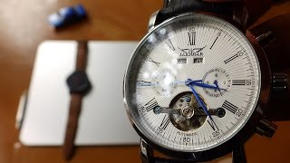 First impressions of the Jaragar Decor Tourbillon Watch by Professo...