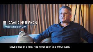 Meet David Hudson, SFT MMA's president.