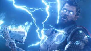 Тор присоедненяется к Битве за Ваканду | Мстители:Война Бесконечности (2018)