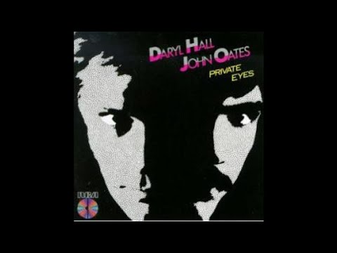 Friday let me down Daryl Hall & John Oates
