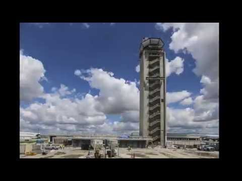 South Air Traffic Control Tower, O'Hare International Airport