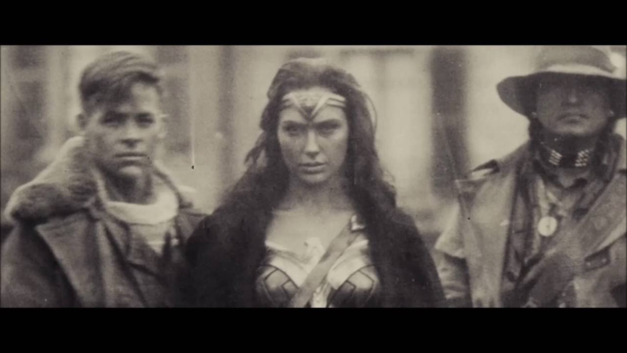 Wonder Woman First Scene Batman Vs Superman Left Chris -7727
