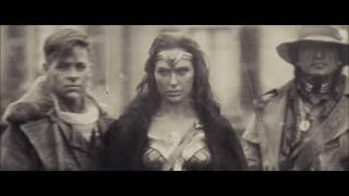 Wonder Woman first scene Batman vs Superman left Chris Pine