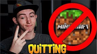 quitting minecraft for roblox