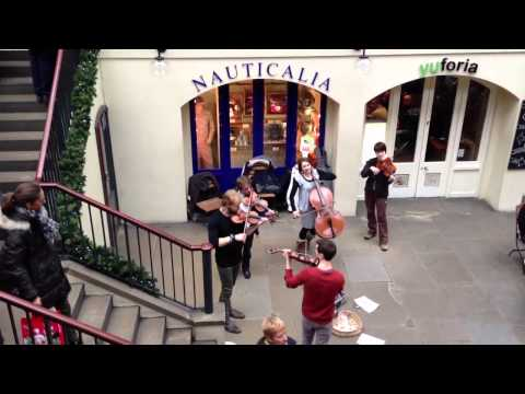 Live music @Covent Garden