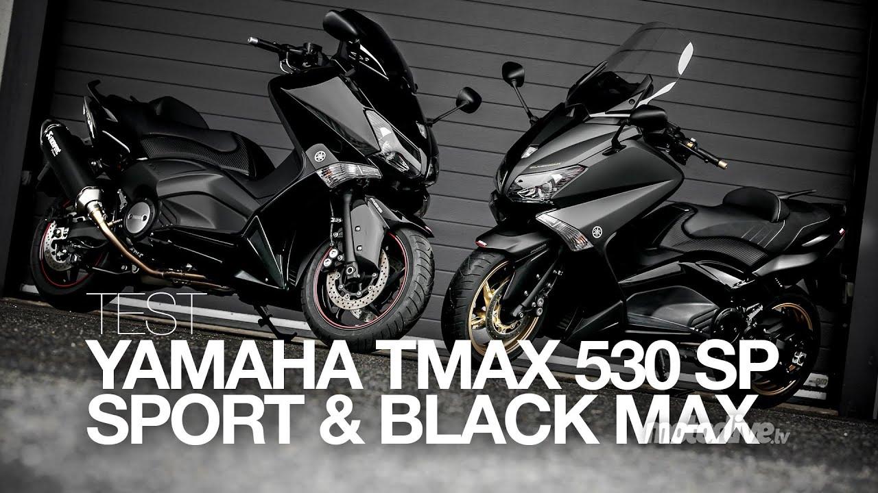 test exclusif les tmax sport akra tmax blackmax se font ente youtube. Black Bedroom Furniture Sets. Home Design Ideas