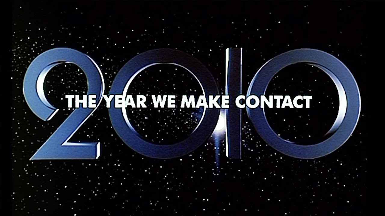 2010: The Year We Make Contact (1984) – Adventure, Mystery, Sci-Fi