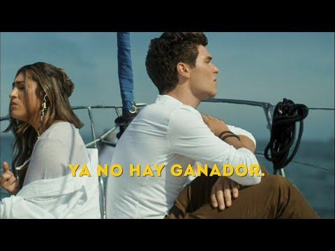 Lala Moré & Alejandro Santamaria - Frente A Frente (Lyric Video)