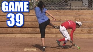 KICKING BUTT! | Offseason Softball Series | Game 39
