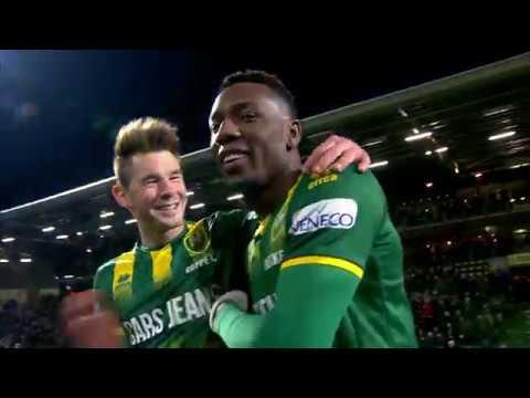 Samenvatting ADO Den Haag - Vitesse (08-02-2018)
