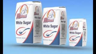 Mama's Sugar Ad With Logo