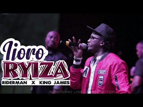 Ijoro ryiza by Rider man ft king james (official video lyrics)