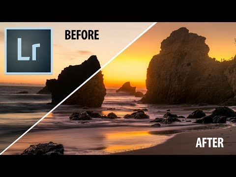 My Biggest Lightroom Workflow Secret