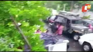 Cyclone Tauktae- Sea Water Inundates Nearby Areas In Kochi