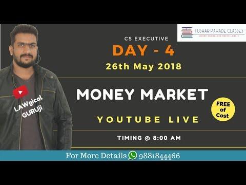 CMSL Day 3 - Stock Exchange Trading Mechanism