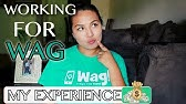 ALL ABOUT WAG! DOG WALKING* - YouTube