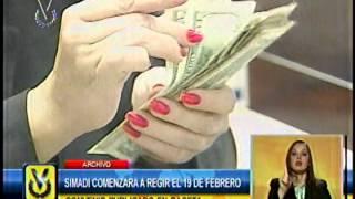Gaceta establece que no se procesarán cotizaciones de compra y venta de divisas por Sicad II
