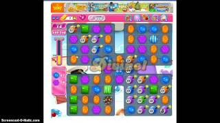 Candy Crush Saga Level 615, 3 Stars No Boosters
