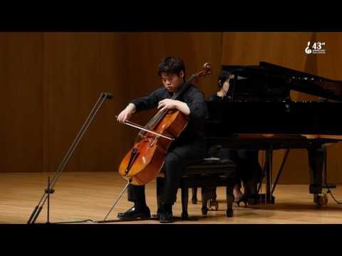 정우찬_Cello_2017 JoongAng Music Concours