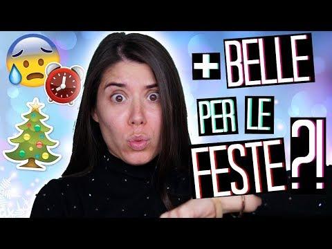 COME ESSERE PIÙ BELLE PER LE FESTE?!? 🎄😱⏰MI PREPARO CON VOI MAKEUP CAPELLI OUTFIT   Adriana Spink