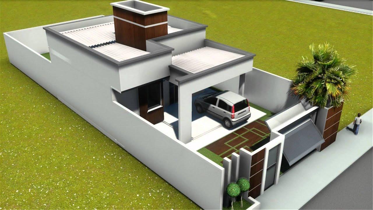 Como decora ou fazer a planta de uma casa em vis o 3d com for Simulador de casas 3d gratis