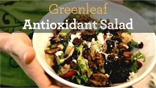 Inside My Kitchen - Antioxidant Orchard Salad