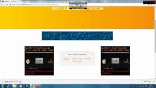 Download Minecraft Server Auf Dem Eigenen Pc Erstellen Tutorial - Minecraft craftbukkit server erstellen