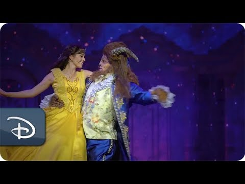 Raising the Curtain on 'Beauty and the Beast' Aboard the Disney Dream