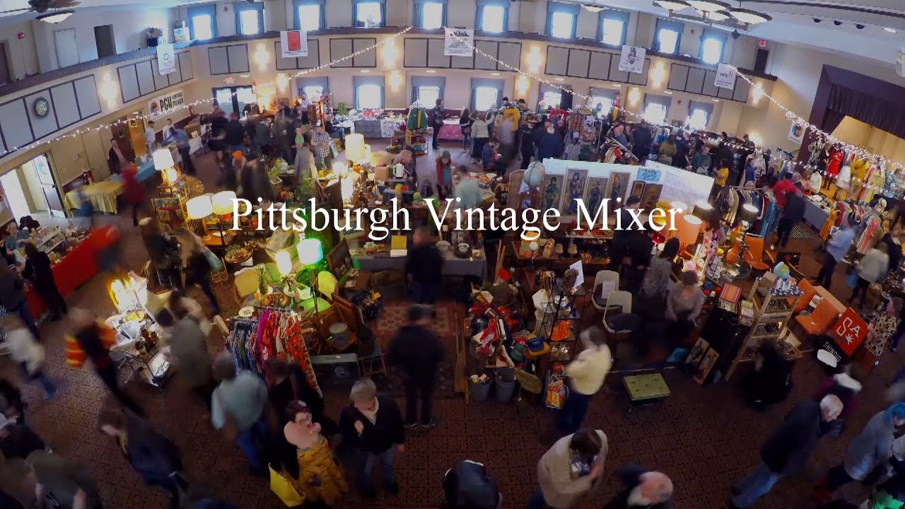 Navigate the Pittsburgh Vintage Mixer Home Show Like A Champ